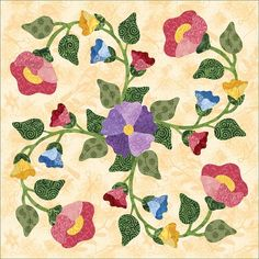 P3 Designs: Shop | Category: Forever Blooming 2014 BOM | Product: P3-2117 BOM Rose Vine