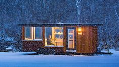 Home | Tiny Houses Tiny House Village, Tiny Houses For Sale, Tiny House On Wheels, Tiny Living, Living Spaces, Terrain Constructible, Tiny Home Cost, Arched Cabin, Normal House