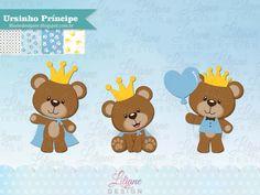 prince baby bear (ursinho príncipe)