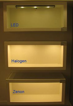 Fresh Xenon Vs Led Under Cabinet Lighting