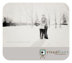 Winter Maternity Shoot