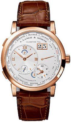 A. Lange & Söhne [NEW][SPECIAL] Lange 1 Time Zone 116.032 (Retail:EUR 46.400) ~ JUNE SPECIAL: HK$272,000.