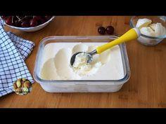 Мороженое как Пломбир дома за 5 минут,без мороженницы, без перемешивания - YouTube Icing, Ice Cream, Desserts, Recipes, Food, Youtube, No Churn Ice Cream, Tailgate Desserts, Deserts