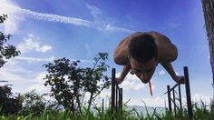 Fly  #balance #calisthenics #calistenichsitalia #workout #streetworkout #training #shoulders #handstand #variation #music #trapmusic #baristiworkout #barsparta #barstarzz #barbrothers #letsdosomepullups #imuscleup #maiolo #rimini #italy #elbowhandstand #elbow #press #planche by pierpaolo_padovani