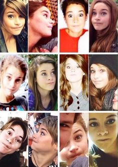 How to properly take a selfie. By Shailene Woodley.