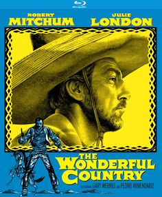 The Wonderful Country - Blu-Ray (Kino Region A) Release Date: September 29, 2015 (Amazon U.S.)