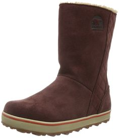6th Best Snow Boots for Women - Sorel Women's Glacy Snow Boot