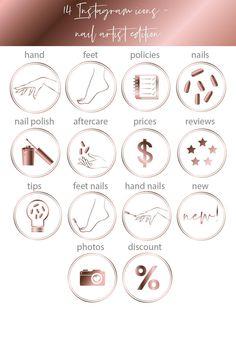 Manicure pedicure salon tips 23 ideas Nail Rose, Rose Gold Nails, Nail Spa, Manicure And Pedicure, Pedicure Colors, Wedding Manicure, Instagram Nails, Instagram Story, Nail Salon Design