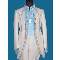 Affordable Mens White Tuxedos Tuxedo Dress Suits for Wedding Prom SKU-10108043