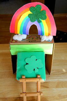 Leprechaun Trap for St. Patrick's Day!