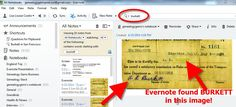 Here are the top 3 reasons you should be using the free Evernote program and app for your Genealogy!