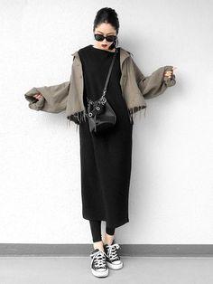 haute couture fashion Archives - Best Fashion Tips Street Hijab Fashion, Harajuku Fashion, Modest Fashion, Skirt Fashion, Fashion Outfits, Japanese Fashion, Asian Fashion, Japanese Minimalist Fashion, Outfit Pinterest
