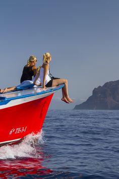 Excursión marítima avistamiento de cetáceos en la isla de La Gomera, Islas Canarias