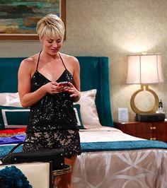 Shop Kaley Cuoco's Big Bang Theory Style, K? #celebstyle #BigBang