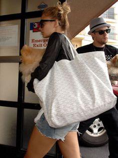 Goyard Handbag the bigger the better