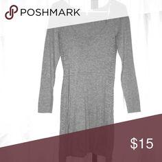 Victoria's Secret Sweater Dress -Only worn once -87% cotton, 13% nylon -Liner inside dress Victoria's Secret Dresses Long Sleeve