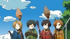Quidditch Captains