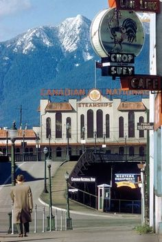 Canadian National Pier by Estate of Fred Herzog Scenic Photography, Color Photography, Fred Herzog, Vancouver, Mary Pratt, Photo Wall Collage, Urban Life, Street Photographers, Boat Plans