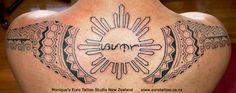 Filipino Tribal Sun Tattoo For Shoulder - Tattoo Ideas Tribal Tattoo Designs, Tribal Back Tattoos, Tribal Tattoos With Meaning, Cool Back Tattoos, Filipino Tribal Tattoos, Tribal Tattoos For Women, Tribal Shoulder Tattoos, Back Tattoos For Guys, Tattoos Skull