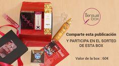 Box sensual para parejas, ¡un regalo especial para un día especial!