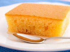 Learn how to bake and prepare the recipe for Pantespani, also known as Greek style lemon sponge cake.