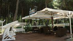 our garden lounge