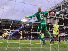 Eldin Jakupovic's FA Cup heroics impressed... #FACup: Eldin Jakupovic's FA Cup heroics impressed everyone… except his daughter… #FACup