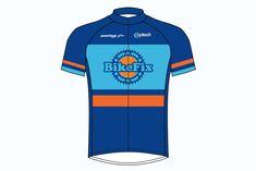 BikeFix Sport Jersey SS