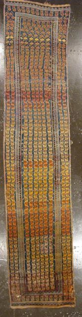 Bijar Rug, Lawrence of La Brea vintage rug