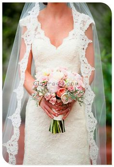White and Gold Wedding. Sweetheart Neckline, Lace Trumpet Wedding Dress. lace wedding dress lace wedding dresses