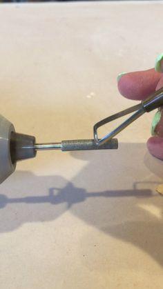 How To Sharpen Ribbon-Trim-Sculpting Tools / Big Ceramic Store | Blog