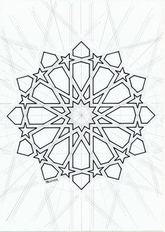 Islamicdesign Islamicpattern Arabianart Geometry - Islamicdesign Islamicpattern Arabianart Geometry Symmetry Source By Alexivadis Name Email Website Save My Name Email And Website In This Browser For The Next Time I Comment Islamic Art Pattern, Arabic Pattern, Stencil Patterns, Pattern Art, Motifs Islamiques, Arabian Art, Geometric Drawing, Math Art, Arabesque