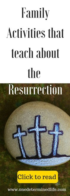 Family Activities that teach kids about the resurrection, #easter, #easterideas, #easteractivities, #easterchristian #ParentingHacks