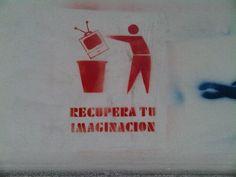 // Recupera tu imaginacion.