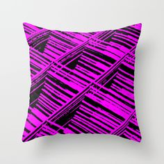 FREE SHIPPING WORLDWIDE WITH PROMO CODE: FREEFALL  |  @society6art @trebamstyle #pillow #throwpillow #freeshipping  |  Buy celik v.3 by trebam as a high quality Throw Pillow.