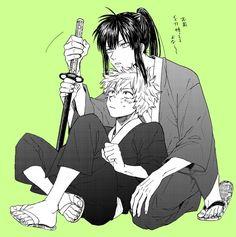 埋め込み Manga Art, Manga Anime, Gintama, Otaku, Ninja, Anime One, Adventure Time Anime, Cute Anime Boy, Anime Sketch