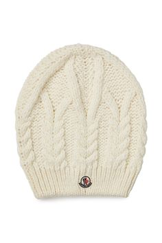 920c6efa302 Moncler Hat with Wool and Alpaca · MonclerStylebopKnitted HatsFather WoolKnittingAccessoriesHats ...