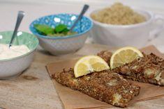 Sei med knuste poteter i eggesmør Banana Bread, Diet, Desserts, Food, Tailgate Desserts, Deserts, Essen, Postres, Meals