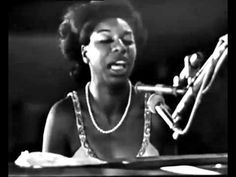 """Nina Simone: Mississippi Goddam """"Mississippi Goddam"""" by Nina Simone Recording session: Live in Antibes, July The sixth Antibes Juan-les-Pins Jazz Festival took place from July 24 to July. Mississippi, Nina Simone, Antibes, Billy Holiday, Alabama, Protest Songs, Hip Hop Music Videos, Hip Hop World, Juan Les Pins"""