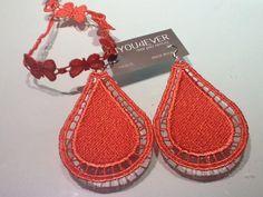 4you4ever Design Parure: Red