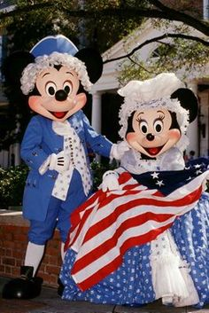 4th of july in disneyland 2015