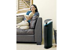 Triple Action UV Air Cleaning System @ Sharper Image- $189.99