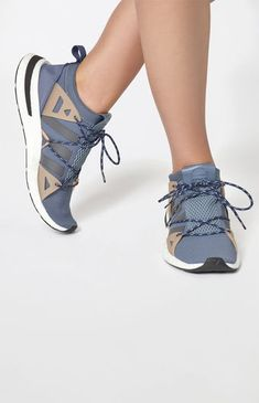 info for 20642 8f420 adidas Women s Gray Arkyn Sneakers