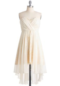 This reminds me of your Barristers Ball dress.  Wedded to Looking Wonderful Dress | Mod Retro Vintage Dresses | ModCloth.com