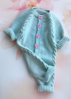Wool knit onesie Baby girl bodysuit Knit romper girl Baby knit jumpsuit Baby girl newborn clothes Baby girl outfit Baby romper with buttons : Wollstrick Body Babymädchen Body-Strick-Strampler-Mädchen das Newborn Girl Outfits, Baby Girl Newborn, Baby Outfits, Kids Outfits, Baby Girls, Baby Girl Onsies, Newborn Onesies, Baby Knitting Patterns, Baby Overalls