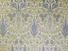 Brockhall Designs Morris Cornflower Jacquard Fabric - Curtains & Upholstery - The Millshop Online #fabric