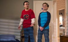41 Pop Culture Halloween Costumes For Brothers Adam and Barry Goldberg From The Goldbergs