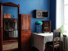 5 самых атмосферных музеев-квартир в Москве   AD Magazine