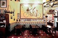Resultado de imagen para cafeterías de pelicula