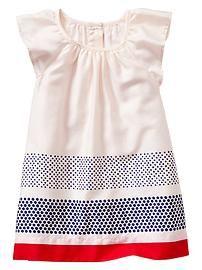 Paddington Bear™ for babyGap ruffle-sleeve dress